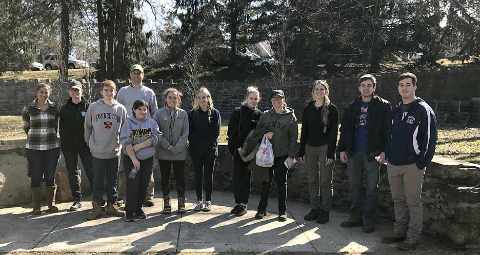 February Trail Workday Report