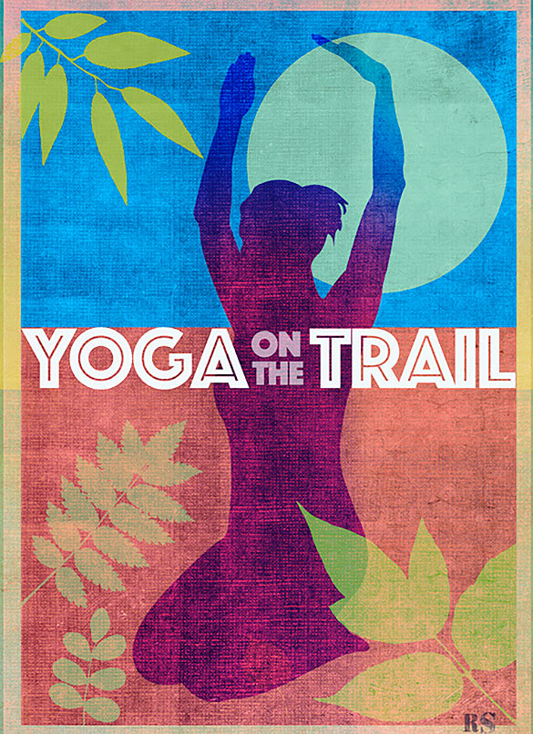 Yoga on the Trail